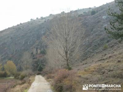 visitas alrededores de madrid;excursiones por guadalajara;senderismo sierra de guadarrama
